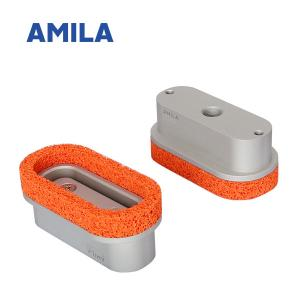 China Foam Vacuum Gripper MPES Is Made Of Anodized Aluminum And Self-Adhesive Sponge on sale
