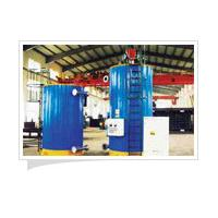 16 Kgf / cm² 1.6Mpa Vertical Steam Boilers For Marine / Industry