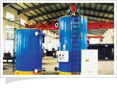China 16 Kgf / cm2 1.6Mpa Vertical Steam Boilers For Marine / Industry on sale