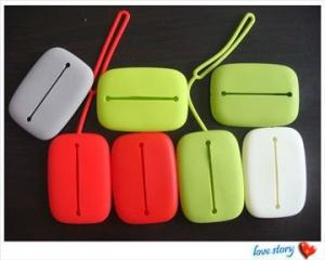 China silicone key holder ,cute shape silicone key cases on sale