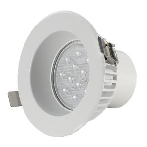 China Environmentally Friendly Superior Performance White LED Downlight with Changable driver on sale