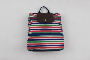 China Eco Friendly Colorful Custom Canvas Backpacks For Women Outdoor Travel on sale