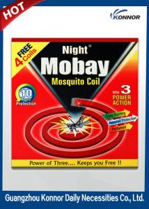 China 145mm Black Mosquito Coil Indoor Mosquito Killer Micro Smoke Mosquito incense on sale