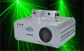 China DMX512 Sound Active Firefly Laser Stars Projector L616G on sale