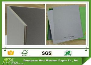 Quality Uncoated макулатурный картон прокатанный жесткостью серый 0.49mm до 4.00mm для д for sale