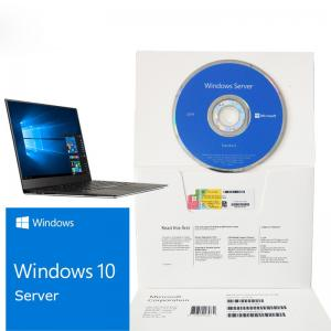China 16 Cores MS Win Server 2019 Datacenter Licensing English OEM New Version on sale