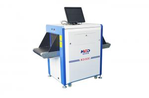 China Space Saving Security X Ray Machine 0.22m/S Conveyor Speed High Efficiency on sale