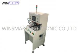 China Dual Tables Hot Bar Soldering Machine Pitch 0.2mm Welding Precision TCP Crimping on sale