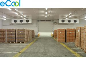 China Cold Storage Of Package Fruits And Vegetables/ Fresh Keeping Cold Preservation Room with CA Equipment on sale