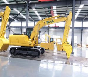 China 0.53M3 Small Excavator Machine 13T Bucket Capacity With Two Speed Motor on sale