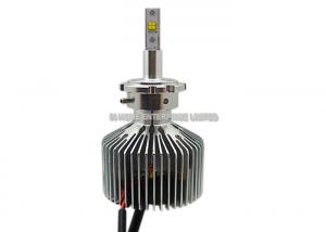 China 25W D2 Base Cree Led Headlight Bulbs For Cars , CE ROHS Approvals on sale