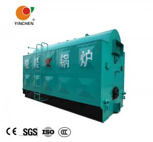 China Low Pressure Wood Pellet Steam Boiler For Textile Industry 0.7 -2.5 Mpa on sale