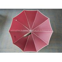 Auto Open Promotional Gifts Umbrellas With Logo Printing For Advertisement