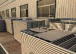 Crowd Control Barriers Powder Coated Hot Dipped Galvanized