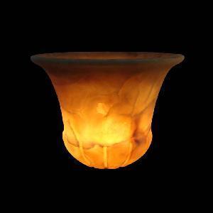 China Natural Alabaster Lamp Shade (ALA4416) on sale