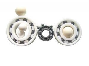 China High Performance Full Ceramic Ball Bearings Durable Ceramic Angular Contact Bearings on sale