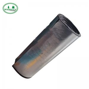 China 20mm Thermal Insulation Fireproof Rubber Sheet Aluminum Foil on sale