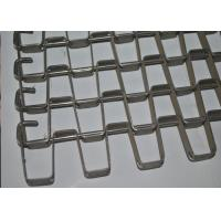 China Honeycomb Stainless Steel Conveyor Chain Belt For Baking Wear Resistance on sale