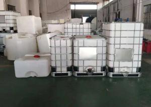 Roto Mold Stacking 1500L IBC Tote Tanks For Chemical Storage