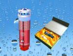 China Green Product 0.8W DC 12V Lemon OEM Mini Ultrasonic Mist Aromatherapy Oxygen Bar wholesale