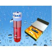 Green Product 0.8W DC 12V Lemon OEM Mini Ultrasonic Mist Aromatherapy Oxygen Bar