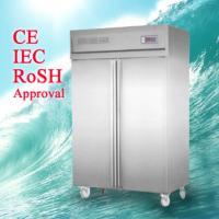 China Upright Mutton Freezer Commercial Upright Freezer / Upright Deep Freezers on sale