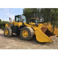 China Second Hand Wheel Loader Komatsu WA470-3 Used Construction Machine on sale