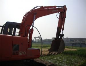China used  120-5 hitachi excavator for sale with good condition engine ,low price,high quality on sale