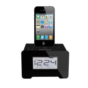 China Best quality alarm clock radio speaker with iphone|ipod dock station on sale