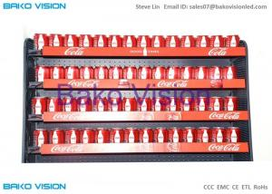 China Full Color Shelf COB LED Display Screen LCD Signage For Retail Store Bar Club on sale