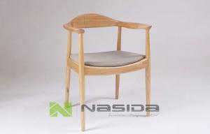 China wegner Natural Modern Wood Dining Chairs / Juliana Armchair Dining Chai supplier