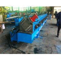 China 3mm C Purlin Cold Roll Forming Machine For Steel Construction 14 Stations on sale