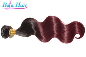 China Brazilian Ombre Remy Hair Extensions High Temperature Sterilization on sale