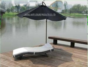Quality Ociosos al aire libre de Sun del patio del plegamiento cómodo con el amortiguado for sale