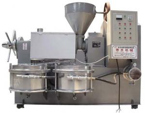 China olive oil press machine with good performance and cost price on sale