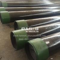 China Steel Pipes Tubing/oil pipe/oil tube API 5CT P110 casing steel tube on sale