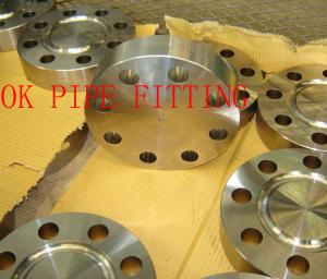 China Flanges do pescoço da solda das flanges F 53 do pescoço da solda das flanges F51 do pescoço da solda de F 45 on sale
