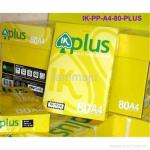 China IK Plus A4 Copy Paper A4 80 Gsm wholesale