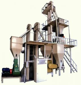 China Completed Feed Pellet Mill Plant on sale
