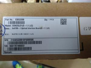 China Compact Edge Optical Transport Platform SDH MSTP huawei OSN1800 OSN3500 SSN2SLO1 on sale