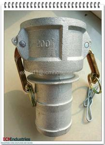 China hot sale high quality low price Aluminium camlock quick coupling type c on sale