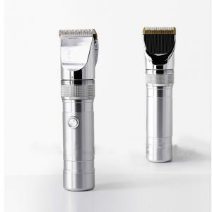 China 801 Aluminium Alloy Body Ceramic Blade Lithium Battery Rechargeable Professional Hair Clipper  Hair  trimmer on sale
