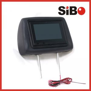 China 7' WIFI / 3G Touch LCD Player for Taxi With Customized Content Management System on sale