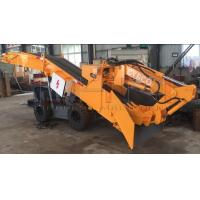 Mucking Loader - a kind of underground projects machinery typically used in the excavating of tunnel mining