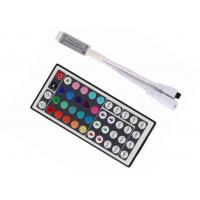 Mini IR Remote RGB LED Strip Controller 72W 44Keys SMD 5050 Smooth Change