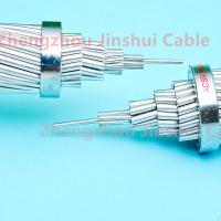 Multi Core AAAC ACSR AAC Conductor Round Bare Wire For Power Distribution