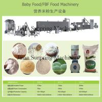 Nutrition Rice Powder Baby Food Machine