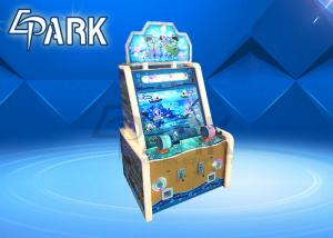 China 1 - 6 Player Entertainment Game Equipment Happy Fishing With 32 Inch Screen on sale