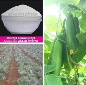 China Agrochemical plant growth regulator 10369-83-2 Diethyl amimoethyl hexanote DA-6 98%TC on sale