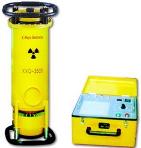 China Panoramic Portable NDT X-ray Equipment on sale